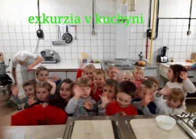 Exkurzia v kuchyni